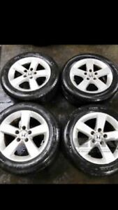 Honda Civic rims 16 inch for sale !