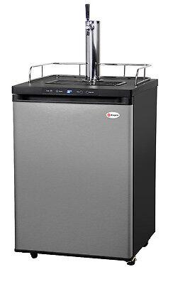 Kegerator Digital Beer Fridge Keg Dispenser - Single Faucet - D System