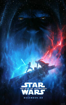 """Star Wars: The Rise of Skywalker (11"""" x 17"""") Movie Collector's Poster Print"""