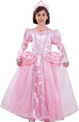 Déguisement Fille PRINCESSE Aurore Rose 4 Ans Luxe Dessin Animé NEUF pas (Kostüm Princesse Aurore)