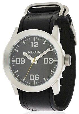Nixon Private Leather Mens Watch A0491892