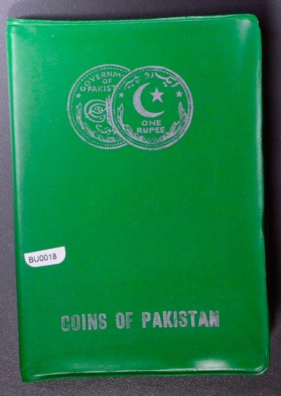 Pakistan 1953    5 pieces coin set combine shipping BU0018 combine shipping