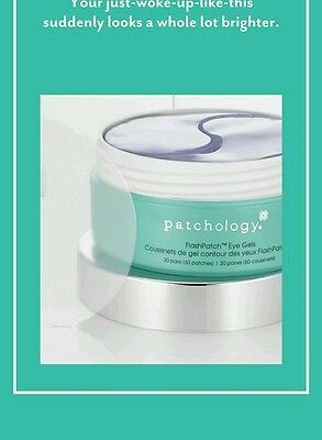 Energizing Eye (Patchology Energizing Eye Gels.Plump & Smooth Fine Lines, De-Puffing and Bright)