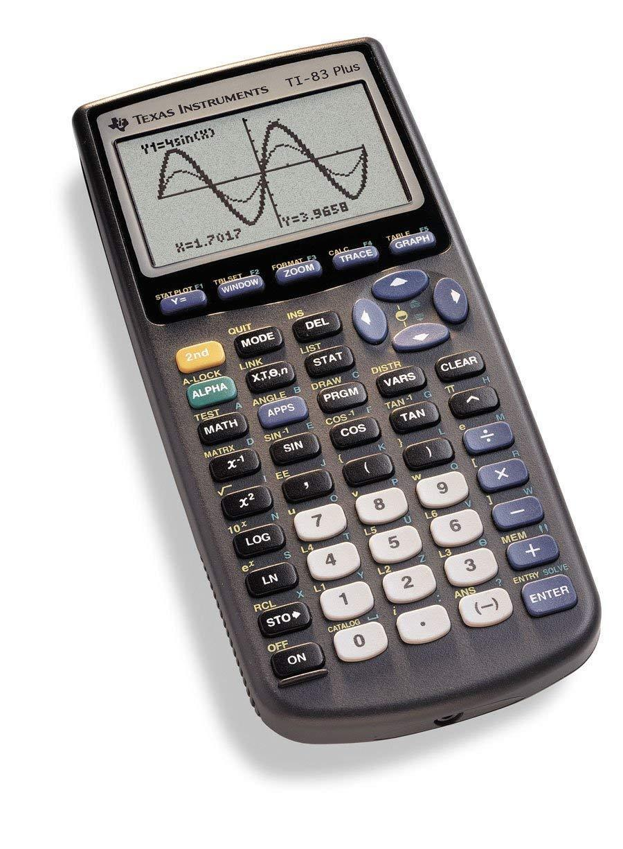Texas Instruments - TI-83 - Plus Graphing Calculator