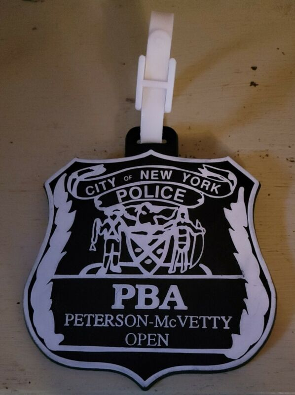 1994 NYPD PBA Commemorative Tag