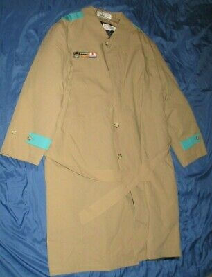 PHINEAS & FERB Disney Parks Cast Member Exclusive Prop Costume Coat / Trenchcoat