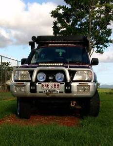 2001 Toyota LandCruiser Wagon South Johnstone Cassowary Coast Preview