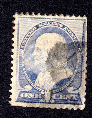TIMBRES USA 1857 N° 212 - 213   SCOTT