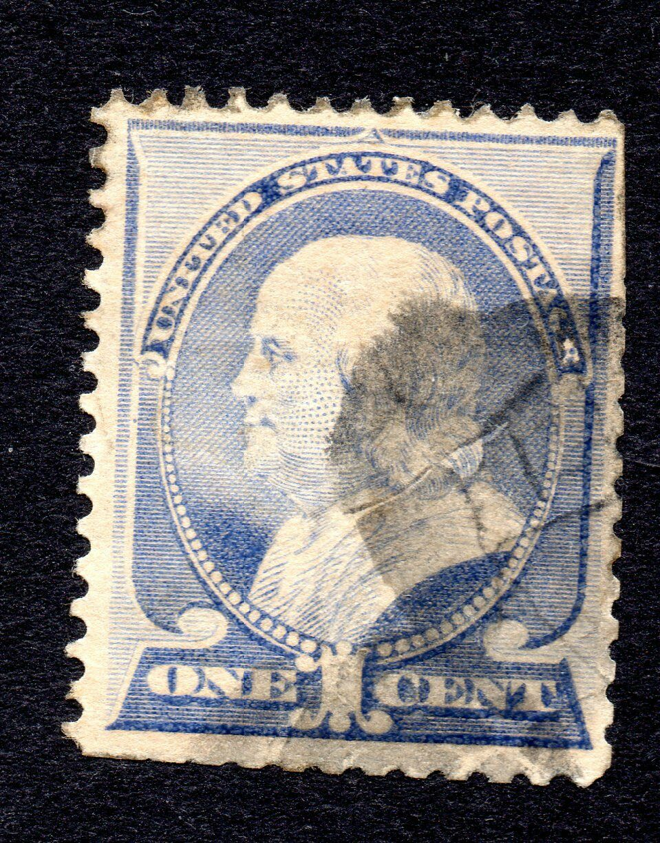 TIMBRES USA 1857 N° 212 - 213   SCOTT
