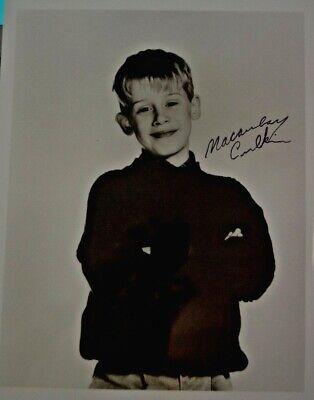 Macaulay Culkin 8x10 Autographed Photo