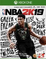 NBA 2K19 Xbox One (Download Card) Brand New