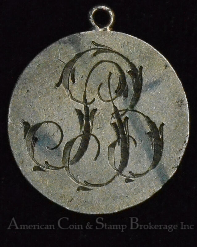 Norway silver Love Token Engraved SB Necklace Ready