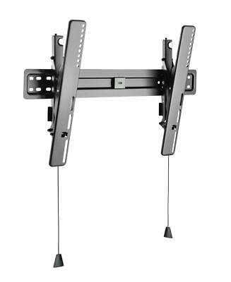 """PrimeCables® Ultra-slim TV Wall Mount for Curved TV 37"""" to 70"""" inch 620x420mm"""