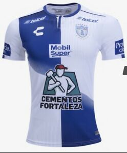 Charly Los Tuzos De Pachuca Soccer Jersey Size XL 181d73aa87500
