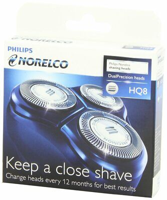 Philips Norelco HQ8 Dual Precision Replacement Heads