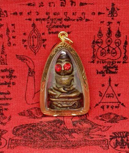 Phra Ngang Thai Amulets Magic Powerful Talisman Charm Wealth Lucky Love Sex
