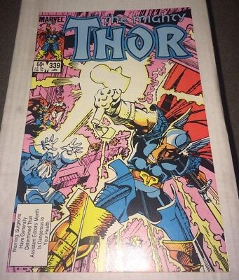 The Infinity War # 1 NM 1st Print Marvel Comic Book Avengers Hulk Thor J315