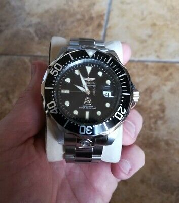 Invicta Grand Diver 300m 3045