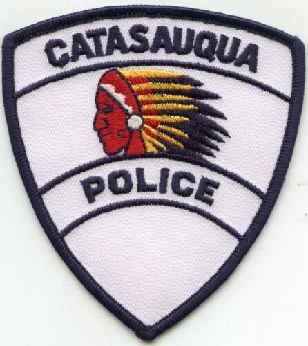 CATASAUQUA PENNSYLVANIA PA Indian POLICE PATCH
