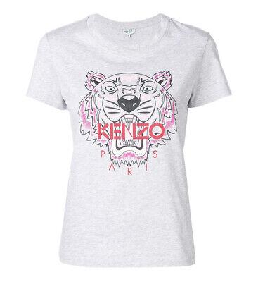 - Kenzo Tiger Classic Cotton T-Shirt $135 XS / L