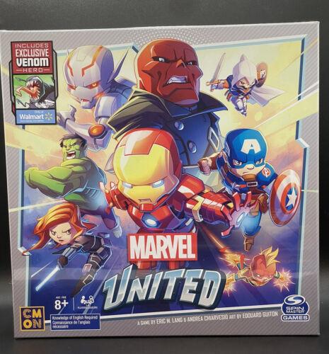 Marvel United Enter The Spider-Verse Expansion Ed. Walmart E