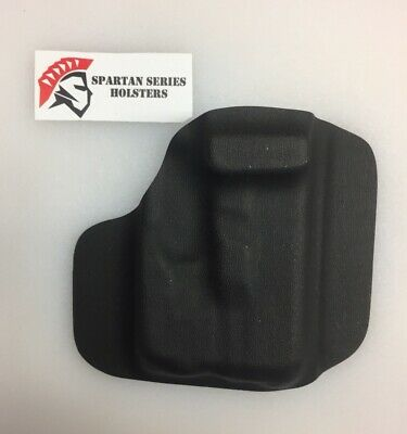 M&P Shield 9 / 40 with TLR6 Kydex Shell, Black, DIY Holster, No Holes for sale  Shipping to Canada