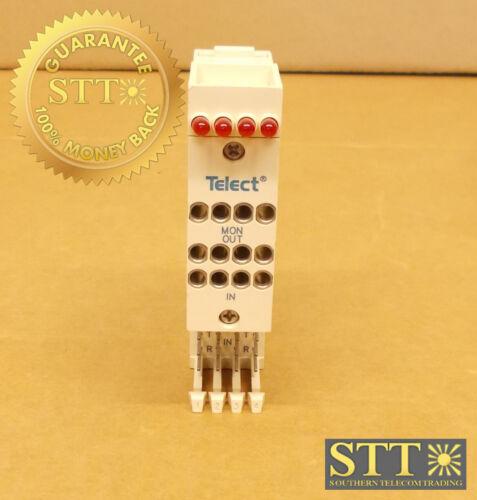 010-4004-0003 Telect -24v Dsx-1 Module 4 Port
