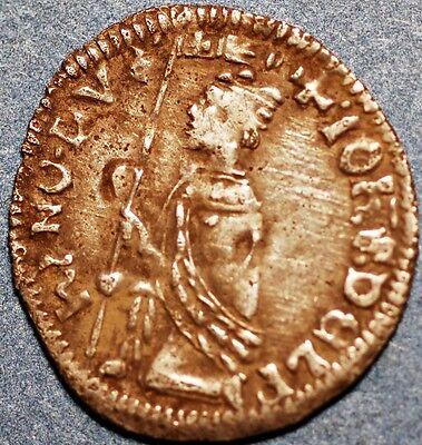 Italy   Venice   Giovanni Dolphin 1356 1361  Soldino Silver