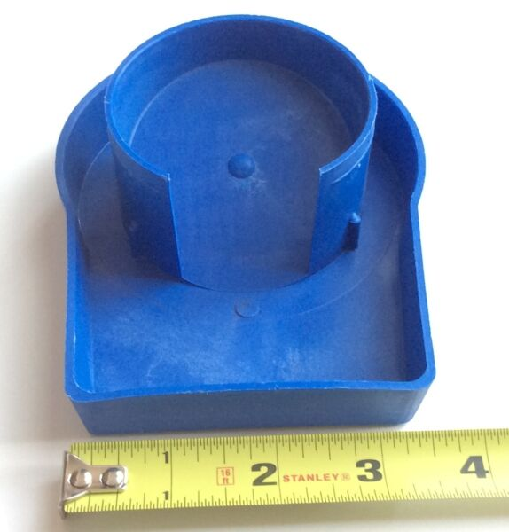 USA 1pc Chick Feeder & 1pc Drown Proof Waterer Poultry Fowl Chicken Quail Feeder 3