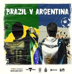 Argentina V Brazil Deer Park Brimbank Area Preview