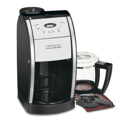 Best Grind & Brew, Coffee Maker W/ Grinder, Automatic Machine Cuisinart 12 (Best 12 Cup Coffee Maker)