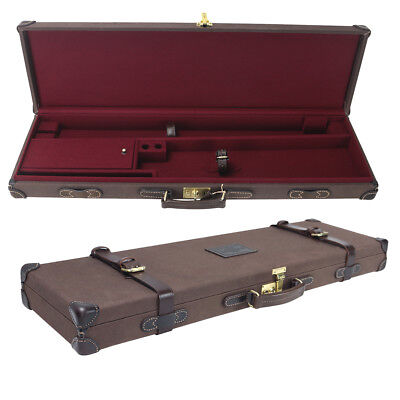 Tourbon Shotgun Hard Cases Gun Box Safe Lockable Cabinet High Quality Gift in US