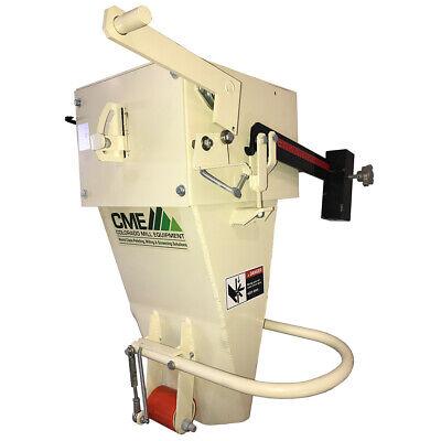 New Cme Manual Bag Scale Usa Made Bagger 15-125lbs- Feed Corn Seed Grain Pellets