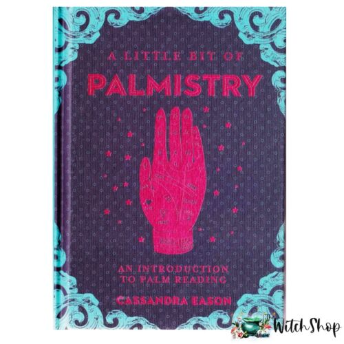 Book A Little Bit of Palmistry Introduction to Palm Reading Cassandra Eason