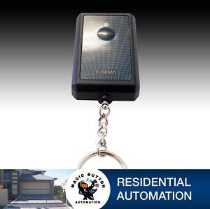 Elsema Remote Blue Keyring style