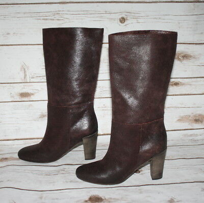 New Roberto Del Carlo Leather Boot (US Size 6)