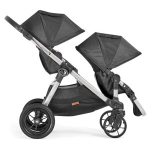 City Select Double baby stroller
