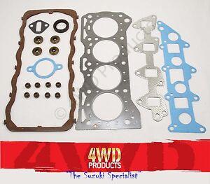 VRS-Gasket-kit-Suzuki-Sierra-SJ50-SJ70-SJ80-Drover-1-3-G13A-G13BA-84-98