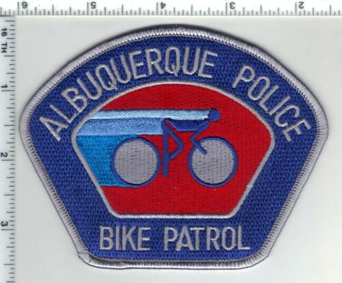 Albuquerque Police (New Mexico) 2nd Issue Bike Patrol Shoulder Patch