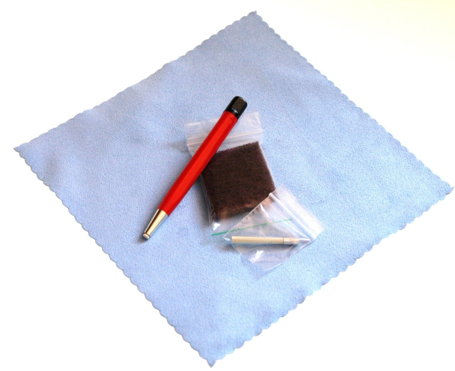 Brushed Steel Refinish Pad & Pen For Transatlantique Sati...