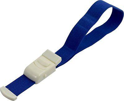 10 x Venenstauer Stauband Stauschlauch von Medi-Inn Farbe: blau
