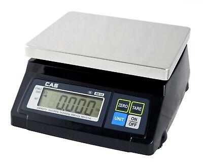 Cas Sw-rs20lb Pos Interface Scale 20lb X 0.01lb Ntep