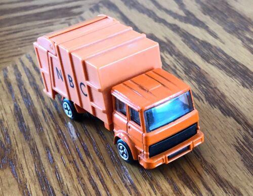 Corgi Juniors United Kingdom 1/64th NBC Refuse Garbage/Waste/Trash Truck - $5.00