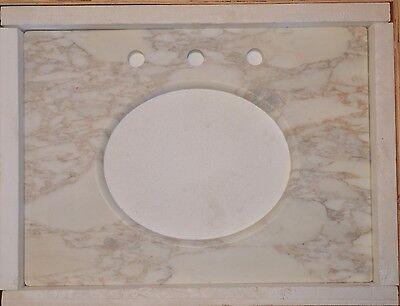 KOHLER NEW LUXURY MARBLE  LOTUS POOL COLLECTION  MARBLE COUNTER TOP - Kohler Countertop Lavatory