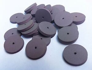 Rubber Polishing Wheels Ebay