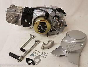 ENG16 ENGINE FOR 110CC 4 STROKE 152FMH DIRT / PIT BIKE ENGINE LIFAN LONCIN