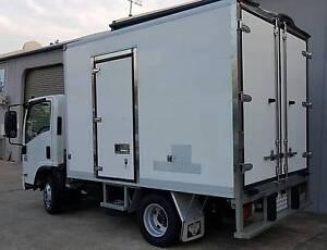 2011 ISUZU NPR 275 EURO 5 REFRIGERATED PANTECH TRUCK Noosaville Noosa Area Preview