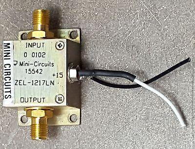 Mini Circuits 15542  ZEL-1217LN