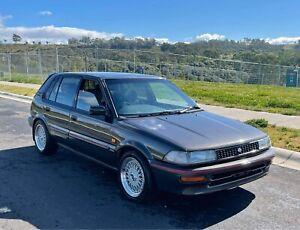 Toyota Corolla 1991 AE93 Gti Twin Cam