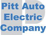 Pitt Auto Electric Company
